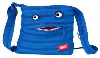 Geanta de umar ZIP..IT Monsters Mini - albastru royal