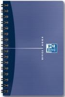 Caiet 90 x 140 mm, spirala dubla, 90 file - 90g/mp, coperta carton, OXFORD Essentials - matematica