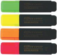 Textmarker OFFICE COVER EP10-0122, galben
