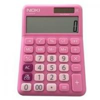 Calculator 12 digit NOKI H-CS001P roz