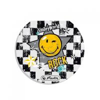 Bloc notite 50 file rotund Smiley World Rock
