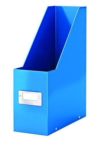 Suport Vertical Pentru Cataloage  Leitz Click and Store  Carton Laminat - Albastru
