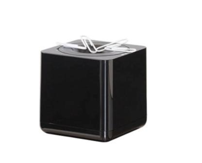 Dispenser Magnetic Pentru Agrafe Han Iline - Negru Lucios