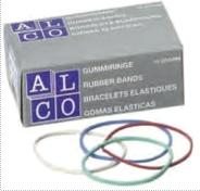 Elastice Pentru Bani  50g/cutie  D 85 X 1 5mm  Alco