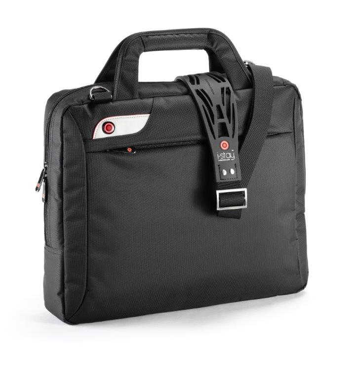 Geanta Laptop 13/tablet  Polyester  I-stay - Negru