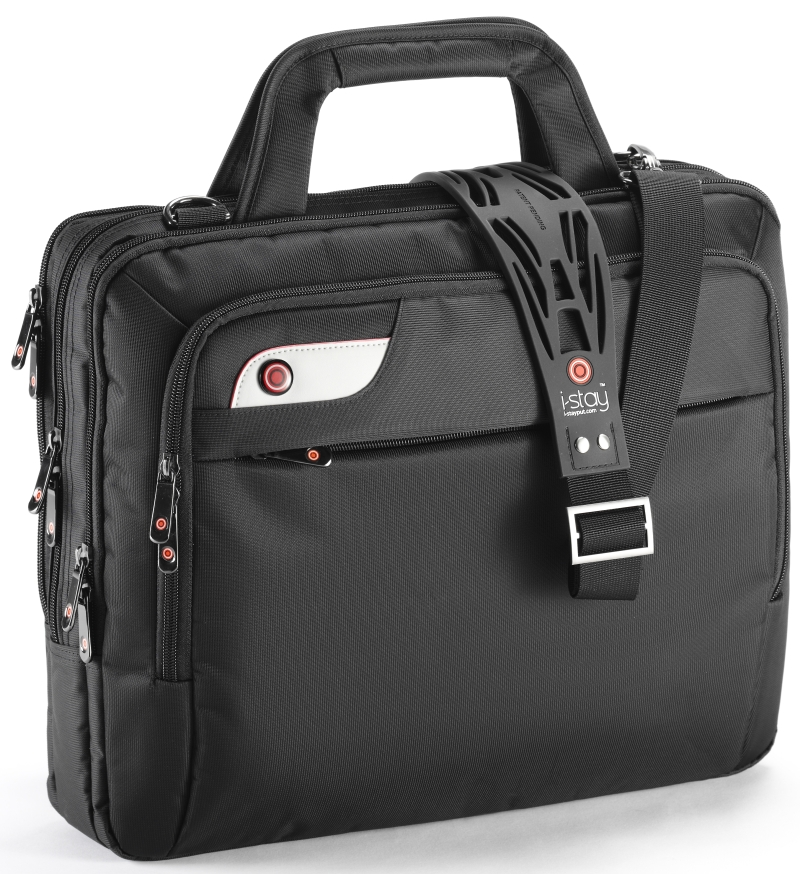 Geanta Laptop 15.6  Polyester  I-stay Organiser - Negru