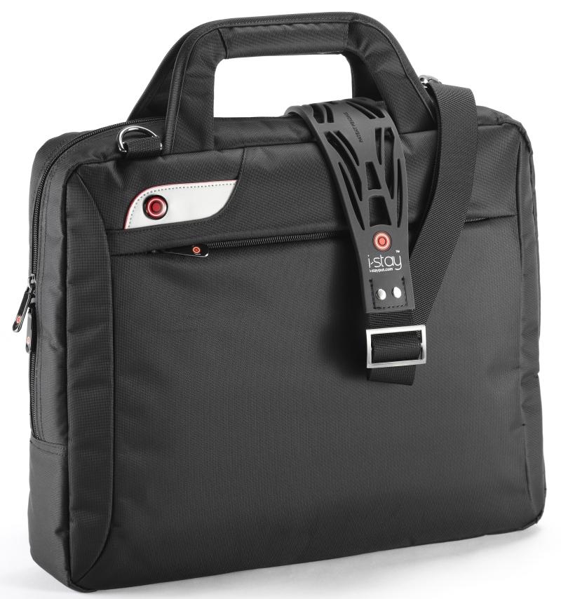 Geanta Laptop 15.6  Polyester  I-stay - Negru