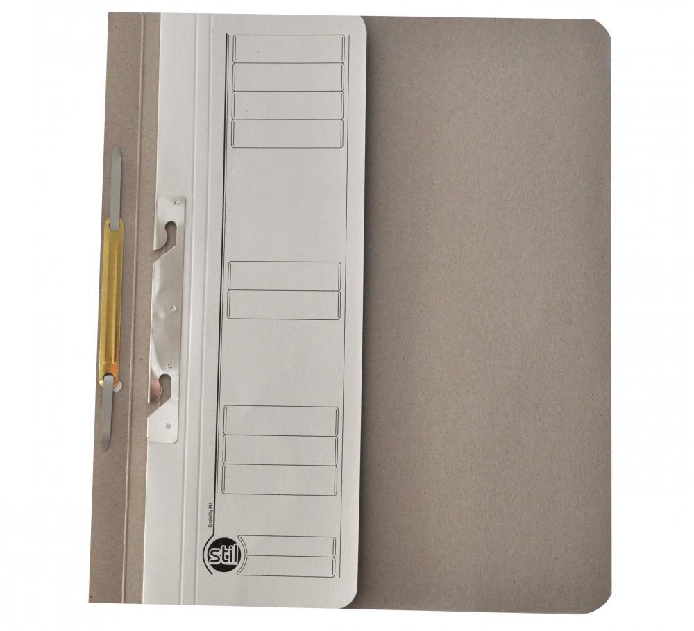 Dosar Carton Alb Duplex 230g  Incopciat 1/2