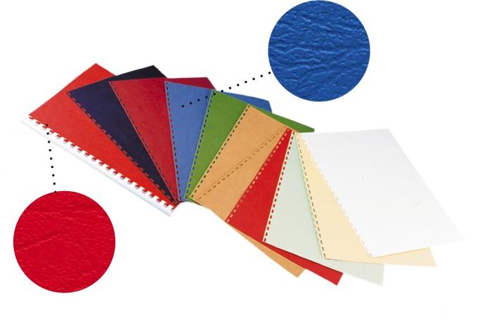 Coperta Carton Imitatie Piele 250g/mp  A4 100/top Opus - Maron