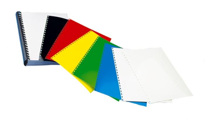 Coperta Carton Lucios 250g/mp  A4  100/top Opus - Alb