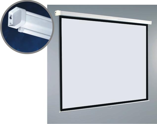 Ecran Proiectie De Perete 180 X 180 Cm  Smit