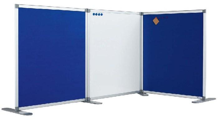 Perete Despartitor Cu Tabla Alba Magnetica 120 X 180 Cm  Smit