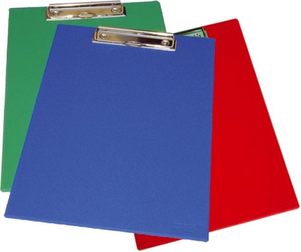 Clipboard Simplu  Plastifiat Pvc  Aurora - Albastru