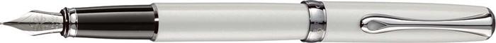 Stilou De Lux Diplomat Excellence A - White Pearl - Penita Otel Inoxidabil