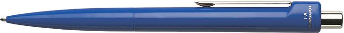 Pix Schneider K1  Clema Metalica  Corp Albastru - Scriere Albastra