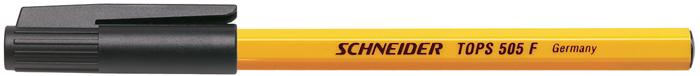 Pix Schneider Tops 505f  Unica Folosinta  Varf Fin  Corp Orange - Scriere Neagra