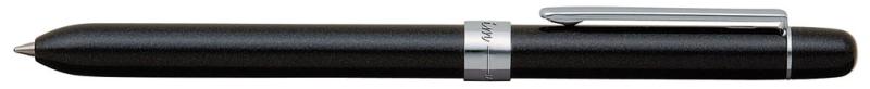 Pix Multifunctional De Lux Penac Slim Touch  In Cutie Cadou  Corp Negru - Accesorii Argintii