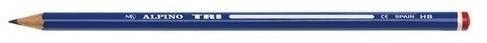 Creion Cu Corp Triunghiular  Alpino Tri