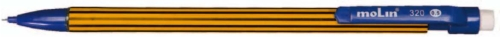 Creion Mecanic Din Plastic  0.5 Mm  Con Si Varf Din Plastic  Molin