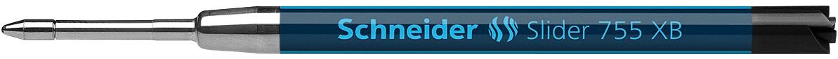Rezerva Metalica Schneider Slider 755xb  Pentru Pix Rave  Reload  Contrast  Memo  Pulse - Negru