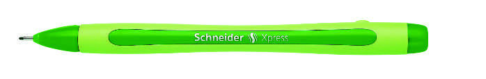 Liner Schneider Xpress  Rubber Grip  Varf Fetru 0.8mm - Verde
