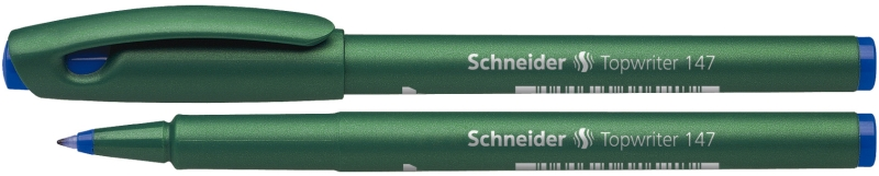Liner Schneider Topwriter 147  Varf 0.6mm - Albastru