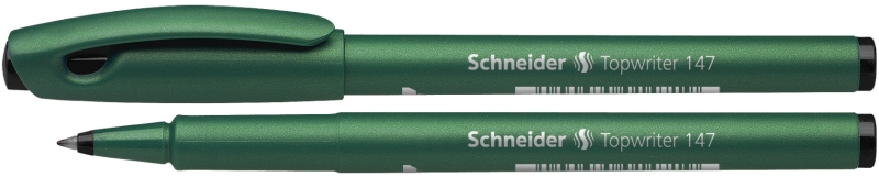Liner Schneider Topwriter 147  Varf 0.6mm - Negru