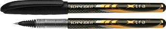 Roller Cu Cerneala Schneider Xtra 823  Ball Point 0.3mm - Scriere Neagra