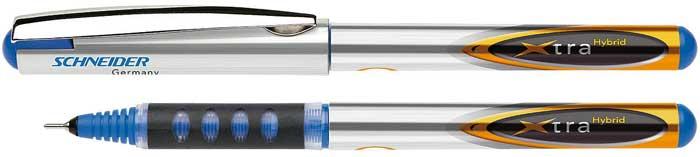 Roller Cu Cerneala Schneider Xtra Hybrid  Needle Point 0.3mm - Scriere Albastra