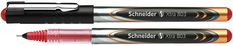 Roller Cu Cerneala Schneider Xtra 803  Needle Point 0.3mm - Scriere Rosie