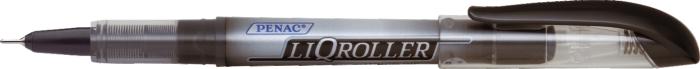 Roller Cu Cerneala Penac Liqroller Needle Point  0.5mm - Negru
