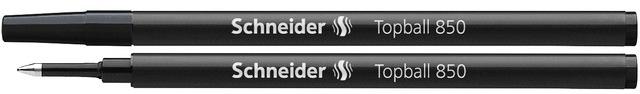 Rezerva Schneider 850  Pentru Roller Topball 811 - Negru