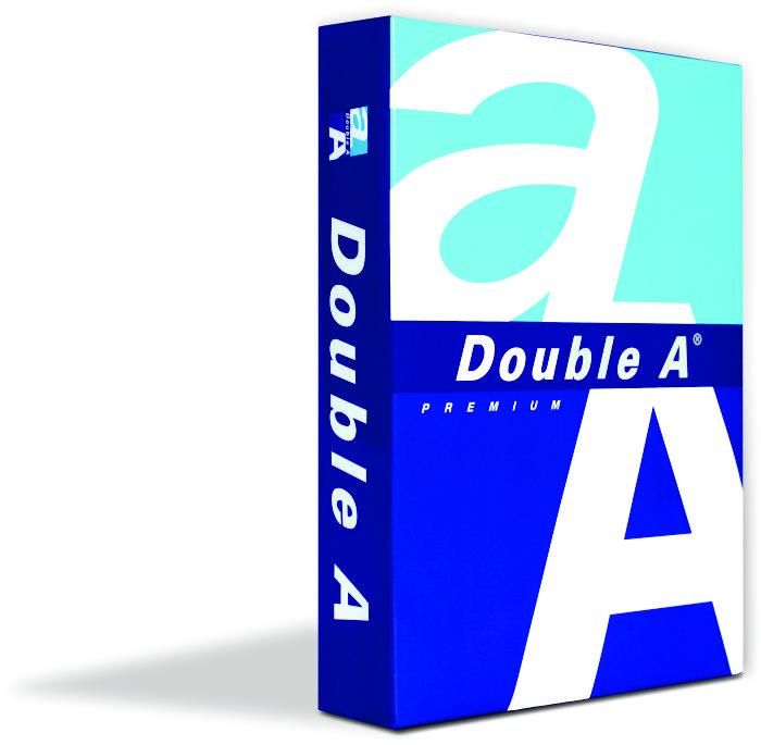 Hartie Alba Pentru Copiator A4  80g/mp  500coli/top  Clasa A  Double A