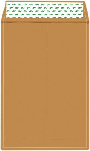 Plic B4 Kraft Siliconic (250x353mm) 25buc/set