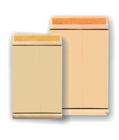 Plic C5 Kraft Siliconic Burduf 20(162x229x20mm)10buc/set