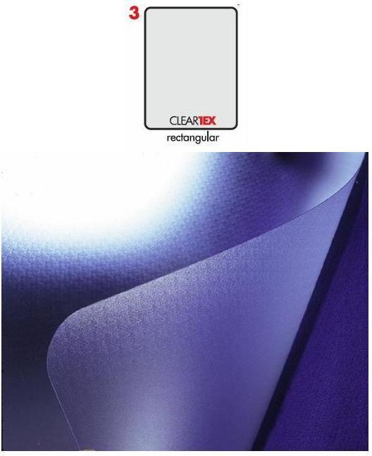 Covoras Pvc Transparent  Protectie Mocheta  121cm X 152cm - Forma Dreptunghiulara  Floortex