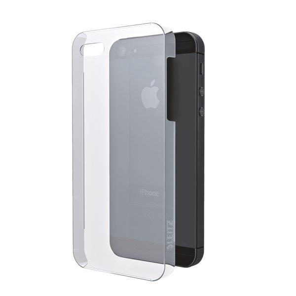 Carcasa Leitz Complete  Pentru Iphone 5/5s - Transparenta