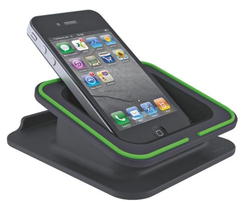 Suport Pentru Birou Leitz Complete  Pentru Ipad/tableta/iphone/smartphone - Negru