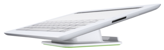 Suport Pentru Birou Leitz Complete  Pentru Ipad/tableta/iphone/smartphone - Alb