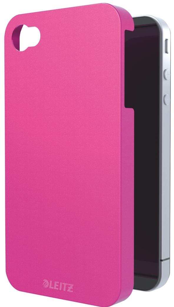 Carcasa Leitz Complete Wow  Pentru Iphone 4/4s - Roz Metalizat
