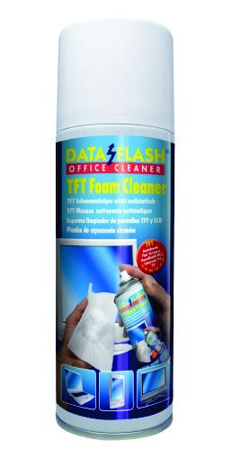 Spuma Curatare Monitoare Tft/lcd/plasma  200ml  Data Flash