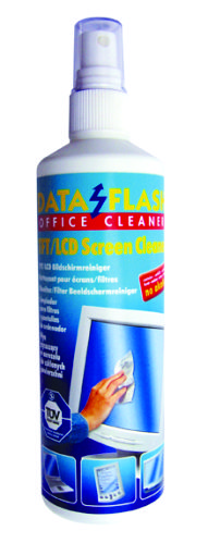 Spray Curatare Monitoare Tft/lcd  250ml  Data Flash