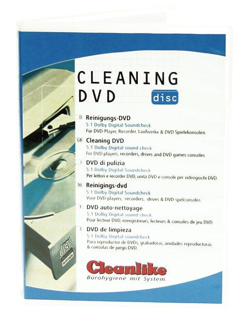 Dvd Cleaner  Cleanlike