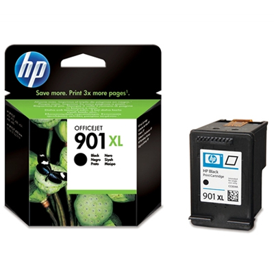 901xl Cartus Cerneala Neagra  hp Officejet J4524/j4580