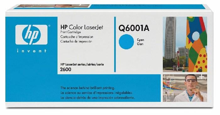 Cartus Toner Hp Lj 2600- Albastru