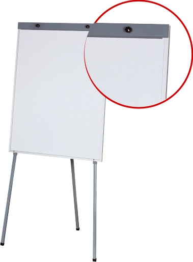 Flipchart Magnetic  100 X 70 Cm  Optima Economy