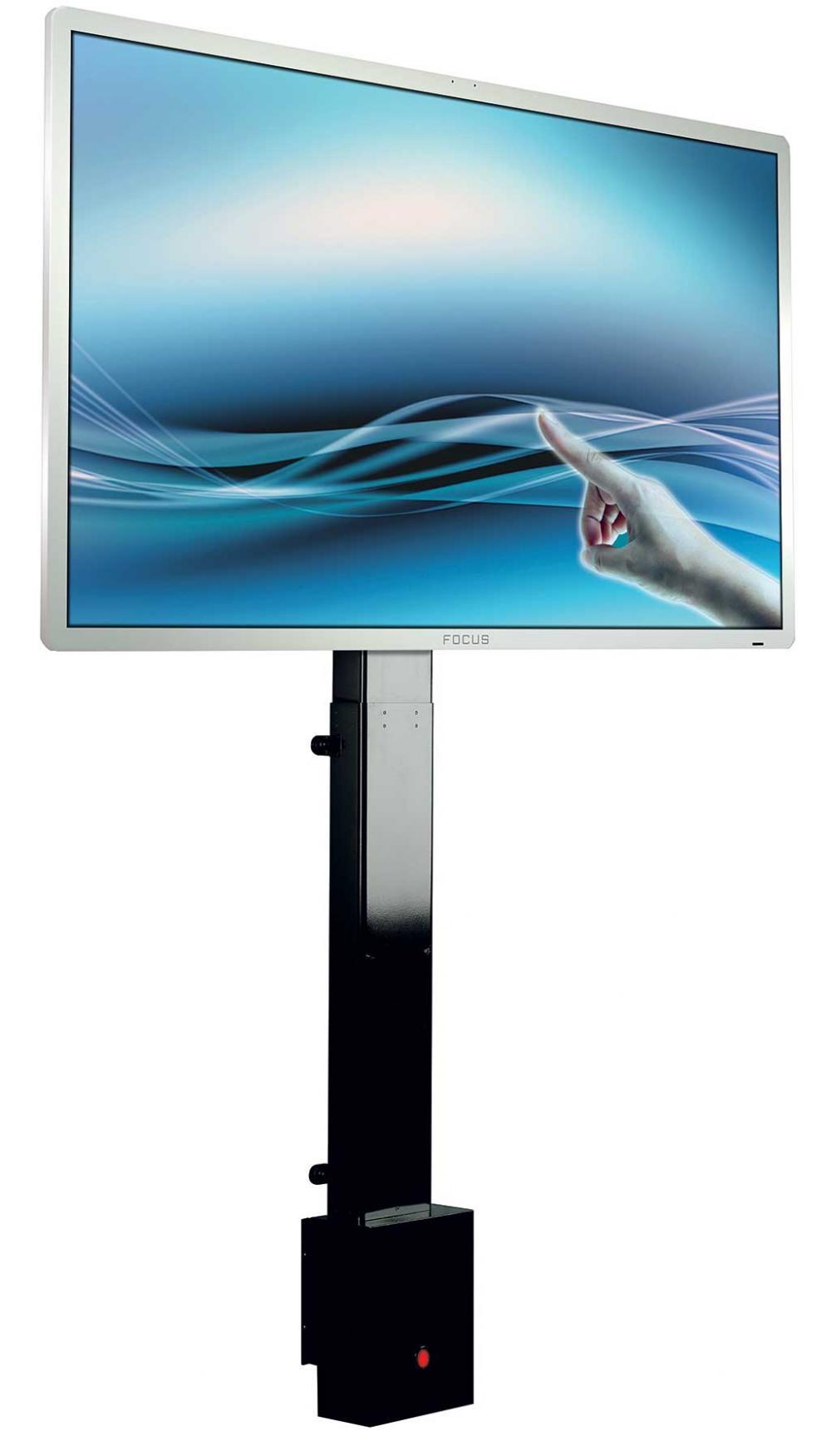 Suport Vertical De Perete Pentru Monitor Focus Touch 55-70  Electric  Smit