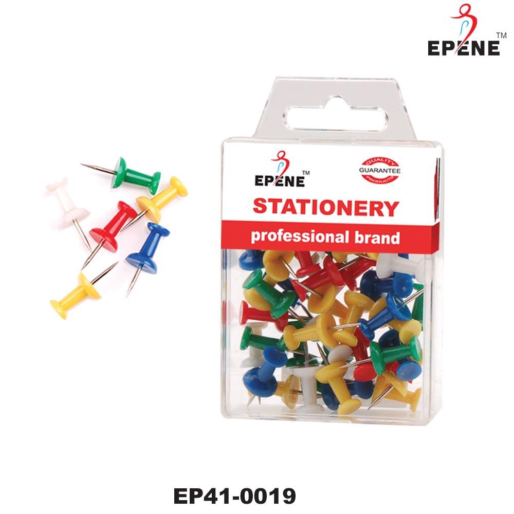 Pioneze Panou Pluta  50/cutie  Epene - Asortate