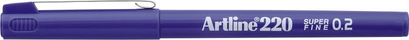 Liner Artline 220  Varf Fetru 0.2mm - Mov