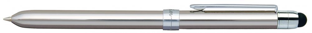 Pix Multifunctional De Lux Penac Slim Touch  In Cutie Cadou  Corp Argintiu - Accesorii Argintii